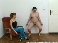 free fat old lady porn watch fat girl working out nude instructor