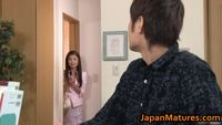 asian free mature porn chisa kirishima mature asian lady shows tits