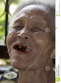 asian older porn woman portrait old asian woman thailand stock photo