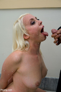 golden shower porn lorelei lee been undressed tied gets golden shower