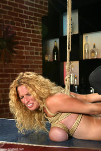 goldie porn bondage porn goldie blair photo