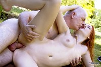 babe old porn various oldje eva berger redhead babe