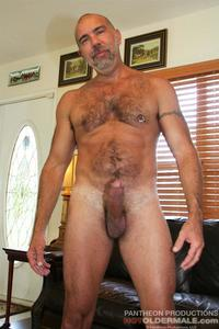 hot older porn hot older male jason proud hairy muscle daddy thick cock amateur gay porn dick old man