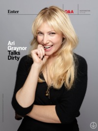 jennifer gold porn star photo ari graynor talks dirty