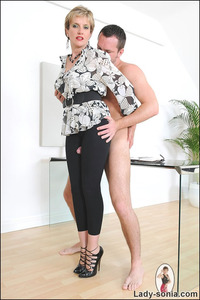 lady mature porn english lady sonia clothed cock tease mature pic