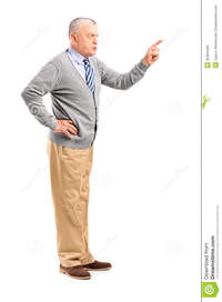 man mature porn length portrait angry mature man pointing finger threatening isolated white background his fingers black