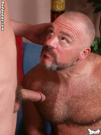 mature and young porn bronson gates william vas badpuppy older younger mature hairy muscle bear shaved head young twink smooth slim trim build tattoos fucking sucking rimming gay porn star hardcore xxx action daddy son play random question