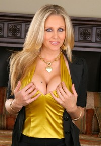 mature blonde porn star pics julia ann hot mature blonde pornstar tastes some cum aster perfect blowjob
