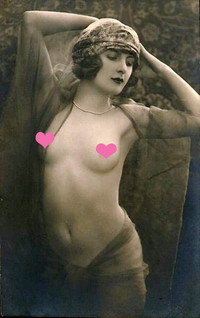 mature french porn fullxfull listing old vintage antique french nude art deco