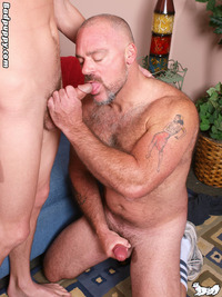 mature hairy porn bronson gates william vas badpuppy older younger mature hairy muscle bear shaved head young twink smooth slim trim build tattoos fucking sucking rimming gay porn star hardcore xxx action daddy son play random question