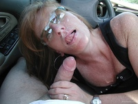 mature nasty porn galleries nasty blonde mature splattered spunk all over face