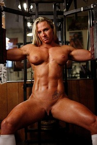 mature porn sexy woman muscle athletic woman