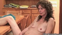 mature porn sleazy contents videos screenshots preview sleazy grandma saggy tits finger fucks