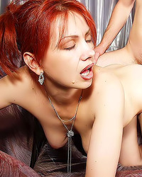 mature redhead porn dominant older redhead wants him free porn mature picture