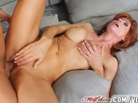 mature redhead porn watch milf thing redhead gets mature pussy fucked