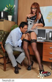 mature secretary porn cover carlycumslut behind fuck hard gallery mom huge melon
