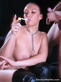 mature smoking porn keira hot smoking scene