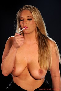 mature smoking porn fetish porn mature chain smoking bitch only gets orgasm when photo
