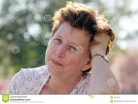 naked porn older woman portrait years old beautiful woman outdoors stock photo classic nude year