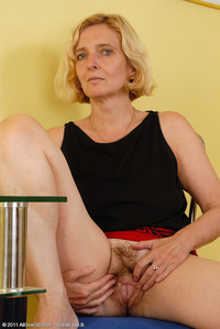old hairy pussy porn gallery all natural blonde hillary spreading old hairy pussy