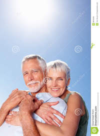 old pic porn woman old woman embracing man behind royalty free stock from