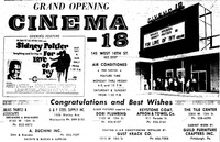 old time porn cinema ademnwed opened from poitier