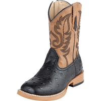 old west porn prodimages old west cowboy ostrich print pink black leather roper fashion boot
