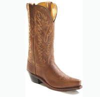 old west porn oldwest womens cowboy boots jama old west leather tan