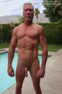 older male porn hot older male dean burke silver daddy jerking his cock amateur gay porn