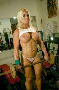 older porn womon bodybuild athlete women