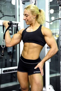older porn womon bodybuild athletic girls body