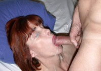porn busty mature free porn pics mature redhead busty wife milf facial old set