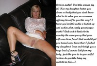 porn cuckold fetish porn cuckold captions wife humiliates husband photo