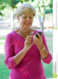 porn photo old woman old woman using cellphone stock photos cell phone