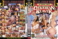 porn star vanessa gold boxcovers canadian beaver dvd large movie