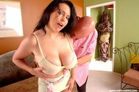 blog mature porn milf tits hot angelica sin shows beautiful breasts