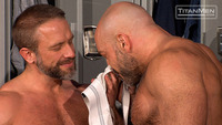 pump room mature porn foul play jesse jackman dirk caber sniff jockstrap mature hairy jocks sniffs piss fucking locker room