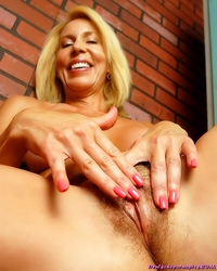 blonde hairy hardcore mature porn hot hairy happy granny shows vagina pictures category blonde pics