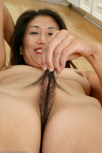 asian mature pics asian porn kitchen hairy mature milf photo