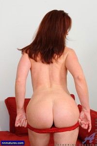 ass milf photos redhead milf catherine desade showing ass