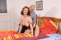 busty mature porn star original pics busty mature maiky sucks hard cock hot stud before gets power drilled bed