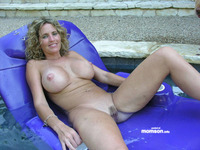 big naked moms hot mother exposing fake tits hairy vagina swiming pool naked mom pics busty milf semi haired pussy laying nude couch