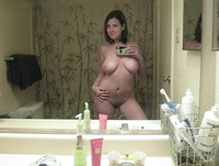 big naked moms tits self shot selfies