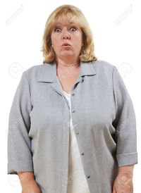 big pics mature joannsnover mature woman eyes get surprise disbelief stock photo