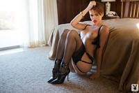centerfold gallery porn star stocking britt linn stockings