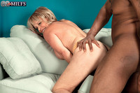 black milf porn gallery galleries plus milfs frisky blonde milf pounded black stud