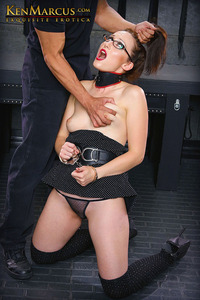 centerfold image model porn star promos fiona murphy dungeon bdsm