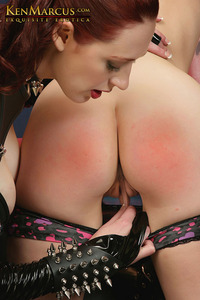 centerfold image model porn star promos holly pepper bdsm lezdom redhead