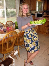 blonde mom pictures fiddler mom birthday crab mango lettuce wraps