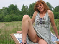 busty mature milf galleries tits porn mature milf busty wife exposed outdoors photo